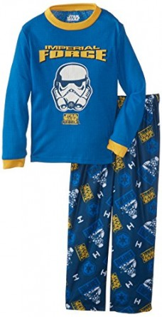 Star-Wars-Little-Boys-Thermal-Top-Pajama-Set-Navy-Small-0