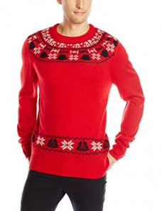 Star-Wars-Mens-Curves-Sweater-Red-X-Large-0