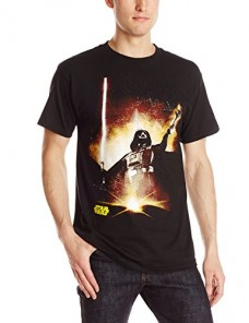 Star-Wars-Mens-Dark-God-T-Shirt-Black-Large-0