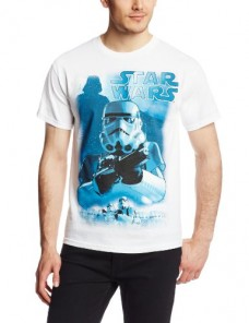 Star-Wars-Mens-On-Post-T-Shirt-White-XX-Large-0