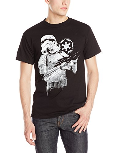 Star-Wars-Mens-Sketch-Trooper-Black-Large-0