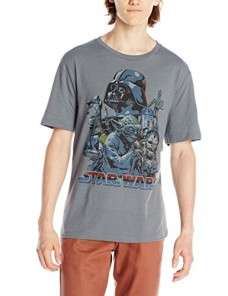 Star-Wars-Mens-Star-Warriors-Tee-CharcoalPeackcock-Duo-Dye-Large-0