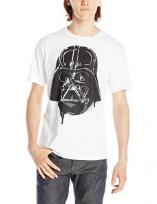 Star-Wars-Mens-Star-Wars-Vader-Stencil-Tee-White-Large-0