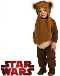 Star-Wars-Toddler-Ewok-CostumeRubies-Costume-Co-Star-Wars-Romper-And-Headpiece-Ewok-size-2-4-US-0